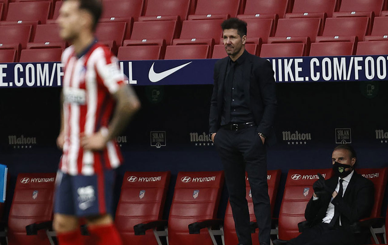 Exclusiva: Simeone será destituido si el Atlético de Madrid pierde LaLiga